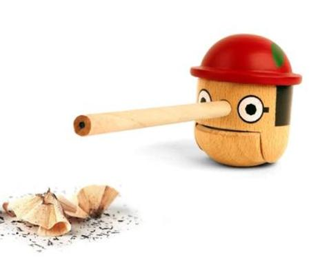 Pinnochio Pencil Sharpener