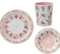 Click to enlarge - Tyrrell Katz Fairies Plate Bowl and Beaker