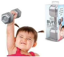 Click to enlarge - Buff Baby Rattle