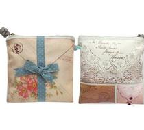 Click to enlarge - Love Letters Make up Bag