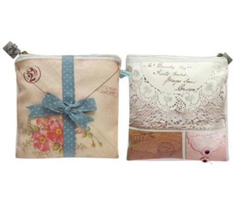 Love Letters Make up Bag