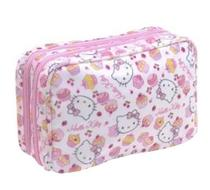 Click to enlarge - Hello Kitty Cupcake Make up Bag