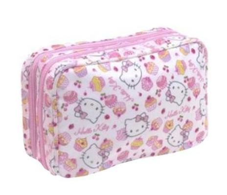 Hello Kitty Cupcake Make up Bag