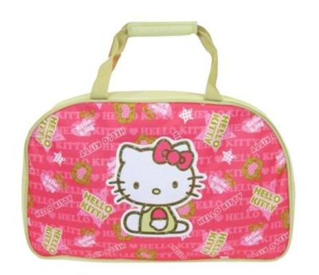Hello Kitty Apple Weekend Bag