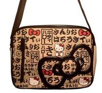 Click to enlarge - Hello Kitty Japanese Autumn Shoulder Bag