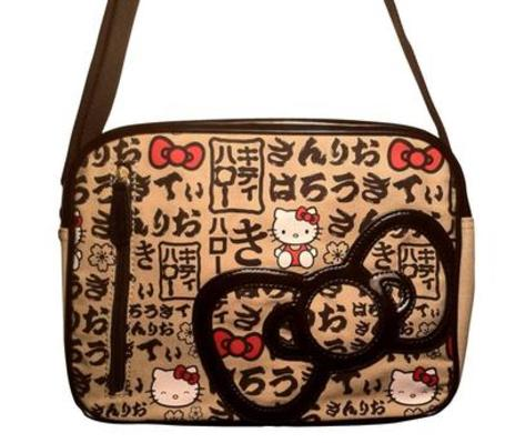 Hello Kitty Japanese Autumn Shoulder Bag