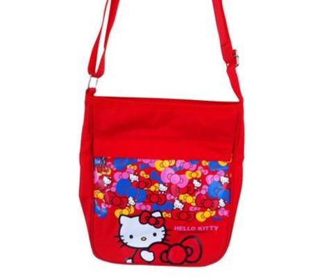 Hello Kitty Ribbon Shoulder Bag