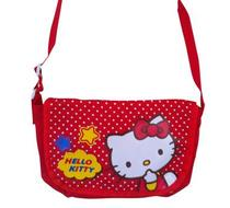 Click to enlarge - Hello Kitty Spotty Shoulder Bag