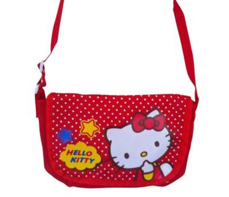 Hello Kitty Spotty Shoulder Bag