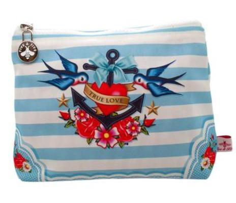 Forever Mine Make up Bag