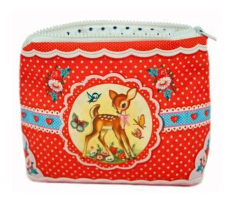 Sweet Deer Make up Bag