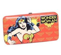 Click to enlarge - Wonder Woman Hinged Wallet