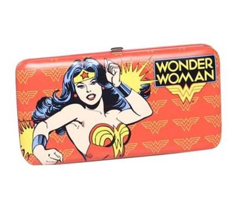 Wonder Woman Hinged Wallet