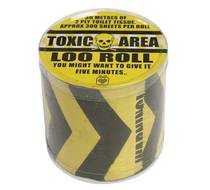 Click to enlarge - Toxic Area Toilet Roll