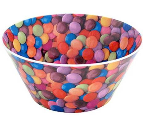 Smarties Large Bowl