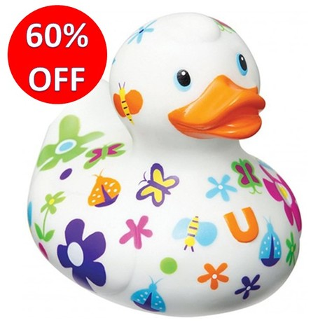 Bud Ducks Pretty Duck
