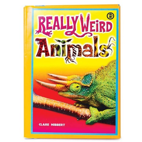 Really Weird Animals Book