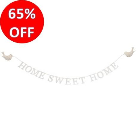 Home Sweet Home Love Birds, Sass & Belle