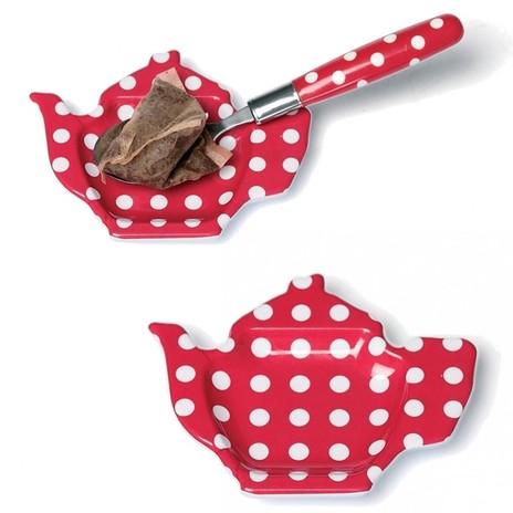 Tea Bag Plate