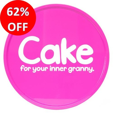 Cake for your innner Granny Tin