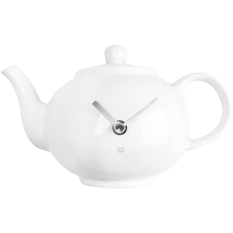 PT Quali-Tea Time Wall Clock